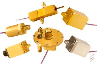 Fotocollage der Druckschalter VEP Serie - Designflex - HJK Sensoren & Systeme
