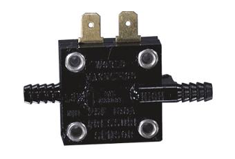 Fotocollage der Druckschalter PSF 100A Serie - Designflex - HJK Sensoren & Systeme